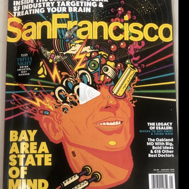 The Cnotes in San Francisco Magazine!