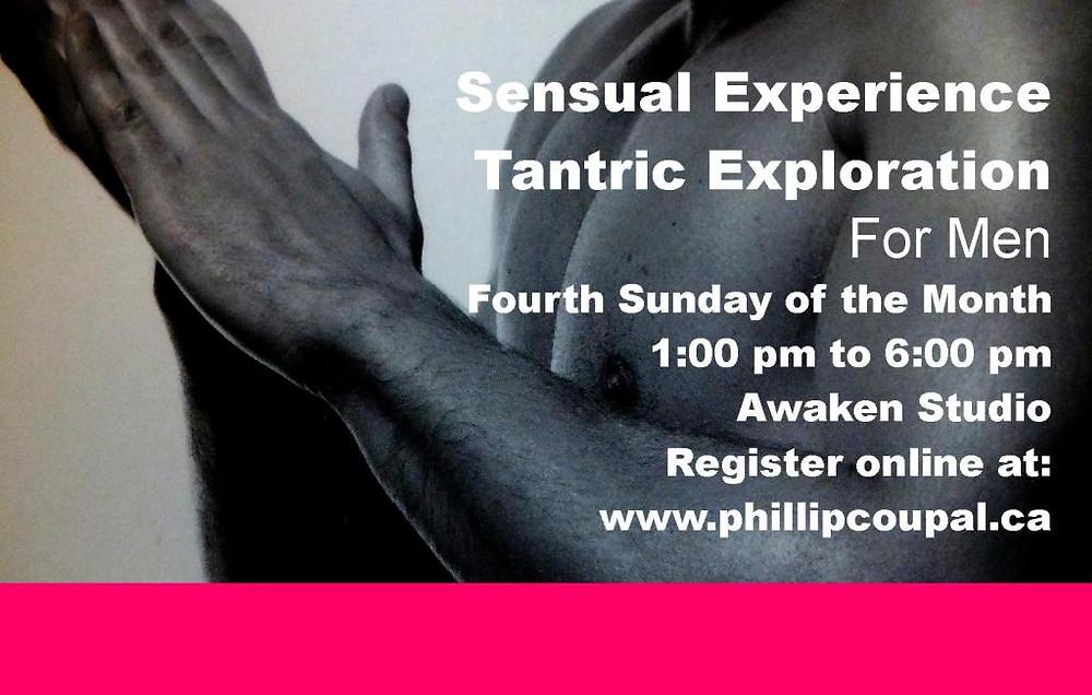 Men 4 Men Touch Exchange - Sensual Touch with Tantric Exploration at the Awaken Studio Toronto