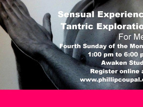 Men 4 Men Touch Exchange – Sensual Touch with Tantric Exploration at the Awaken Studio Toronto