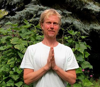 Awaken Studio Toronto Naked Yoga for ALL Men Tuesday with Andy Sinclair