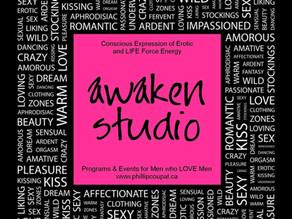 New Beginnings and Happy Endings -♥- Sweet Juicy Heart at the Awaken Studio Toronto