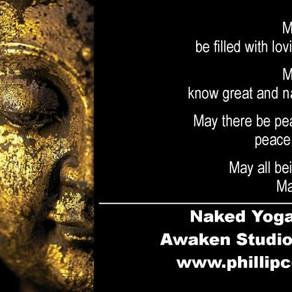 Yoga for Men – NEW for January 2019 -♥- Sweet Juicy Heart at the AWAKEN STUDIO Toronto