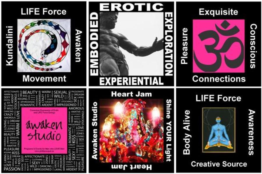 Awaken Studio - Naked Events for Men - www.phillipcoupal.ca