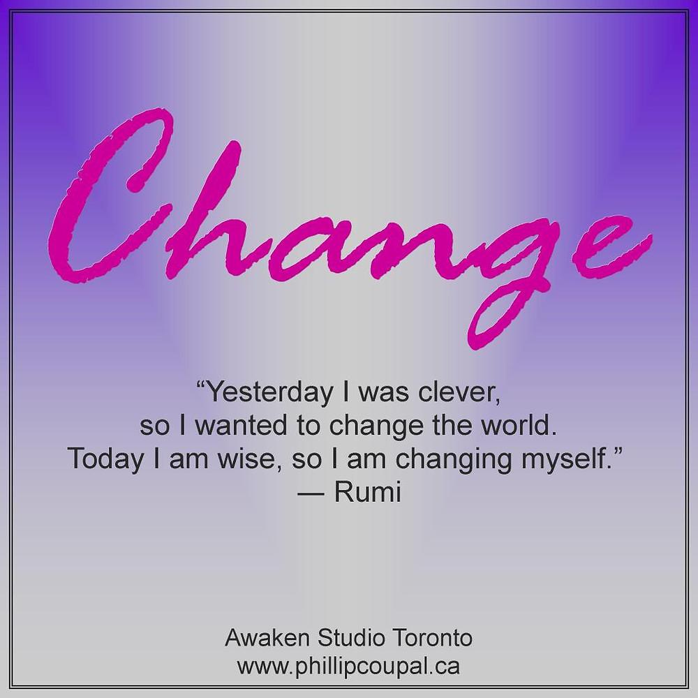 Gratitude Day 19 at the Awaken Studio Toronto http://www.awakenstudiotoronto.com