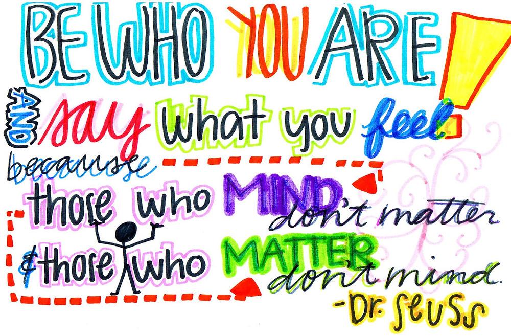 Dr. Seuss ... Happy Birthday March 2