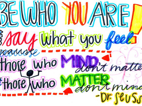 Who YOU Are -♥- Juicy Heart