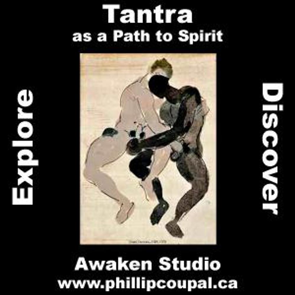 Tantra for Gay Men at the Awaken Studio www.phillipcoupal.ca