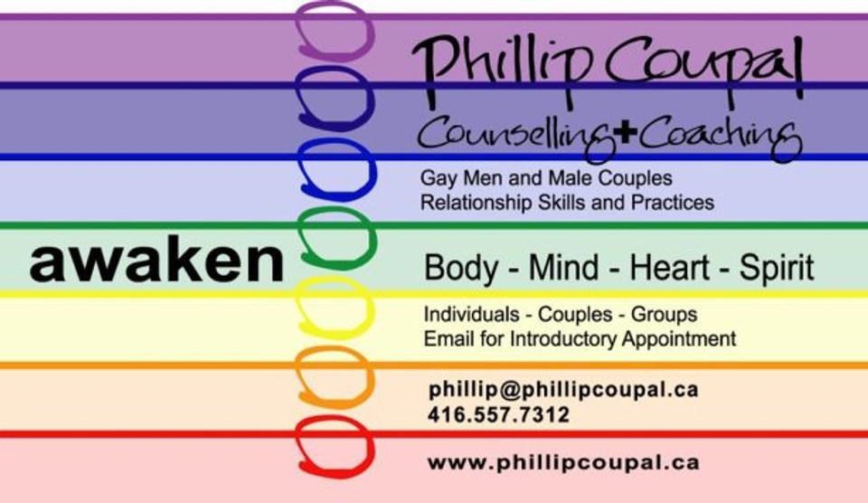 Phillip Coupal Card