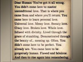 Dear Human -♥- Juicy Heart