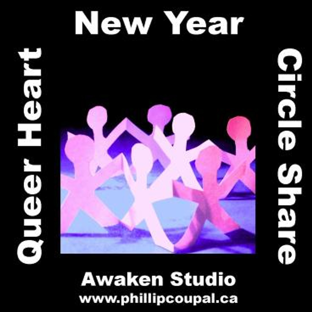 Queer Heart New Year 2014 Wednesday January 1, 2014