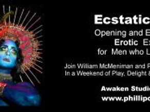 Ecstatic Path Weekend Experience for Men Fall 2015