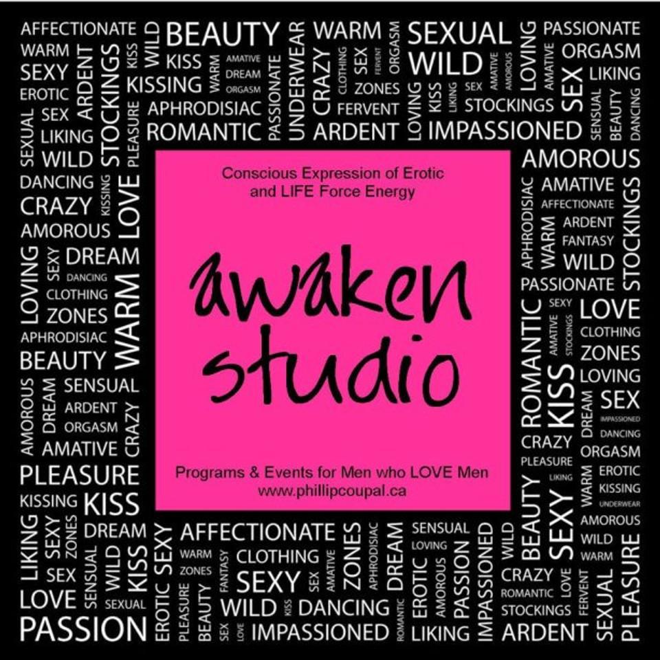 Awaken Studio www.phillipcoupal.ca Radical Queer Community Toronto