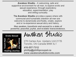 Awaken Studio – Life Force Energy-Breathgasims-Erotic Touch-Naked Yoga-Exquisite Connection
