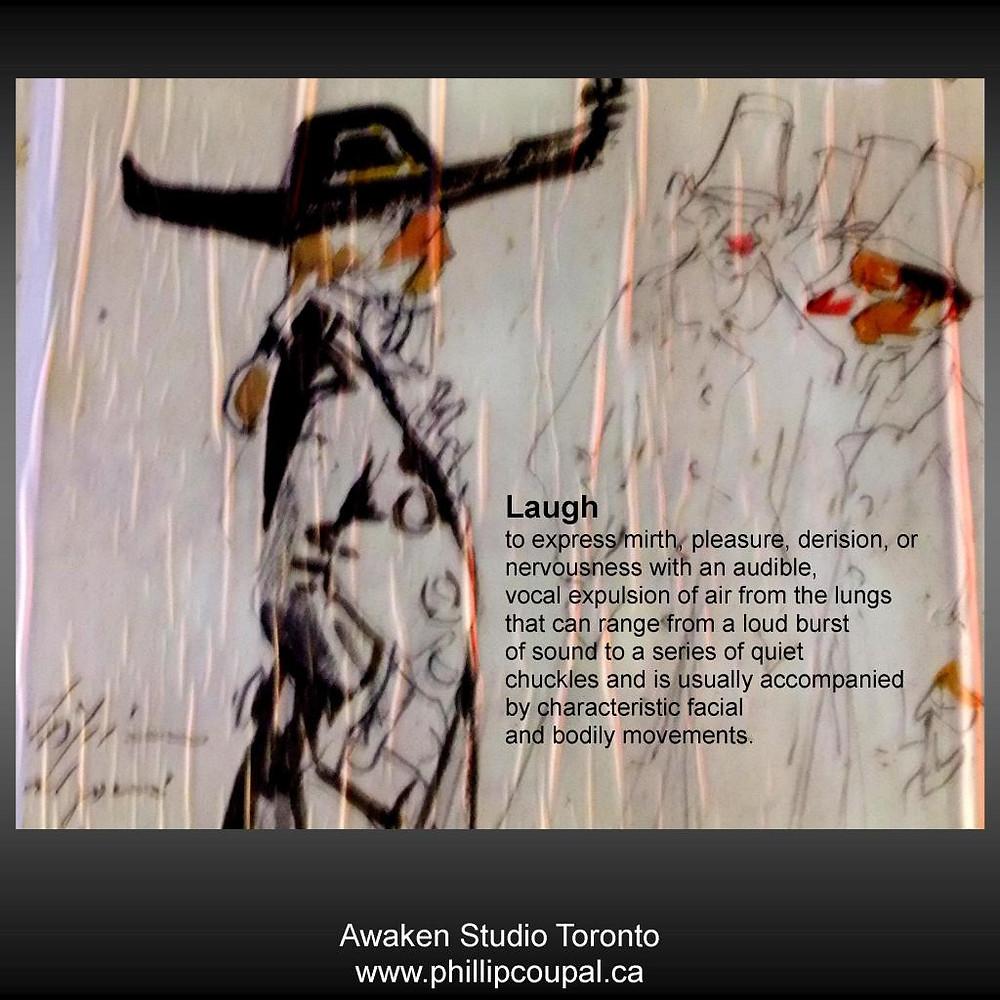 Gratitude Day 42 at the Awaken Studio Toronto http://www.awakenstudiotoronto.com