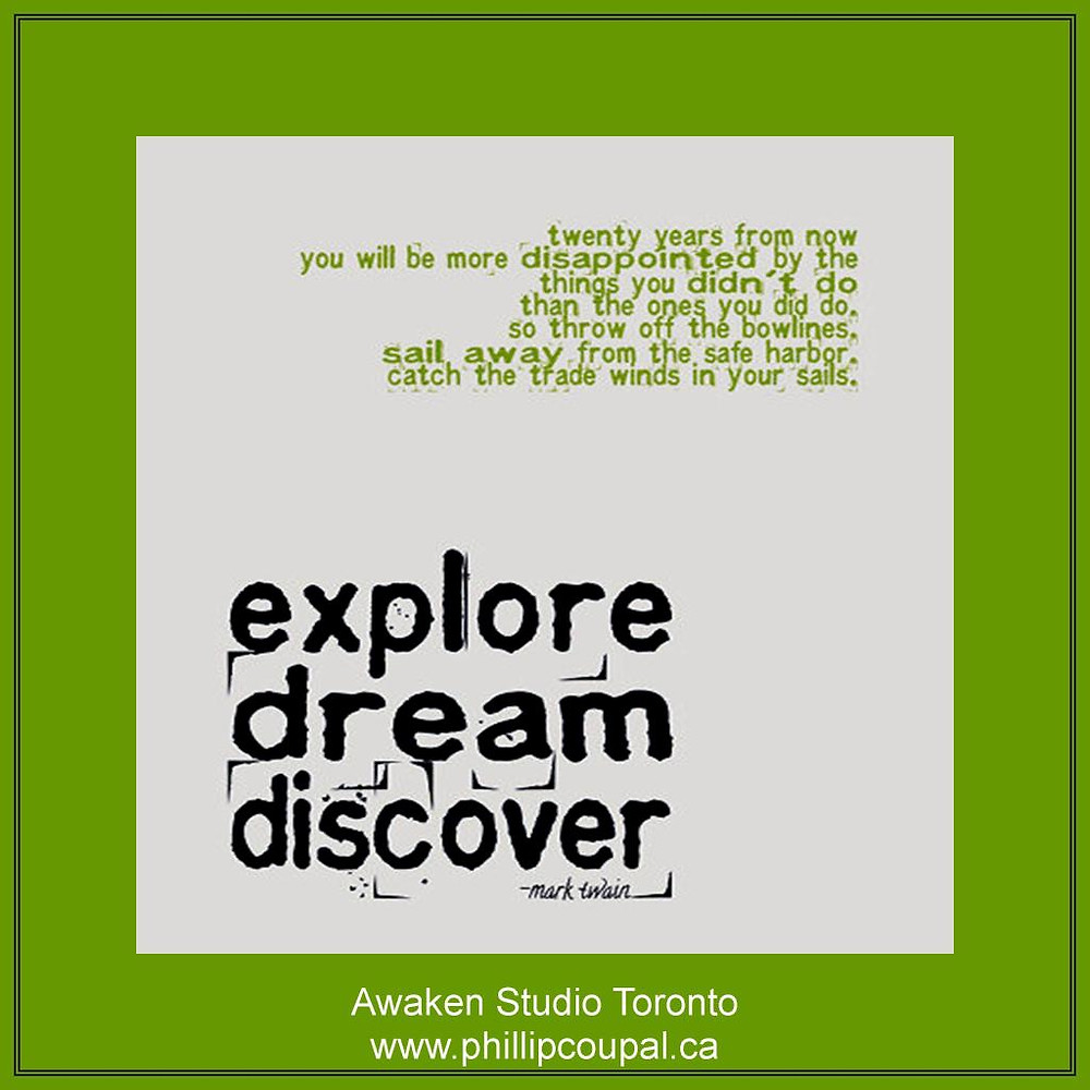 Gratitude Day 24 at the Awaken Studio Toronto http://www.awakenstudiotoronto.com