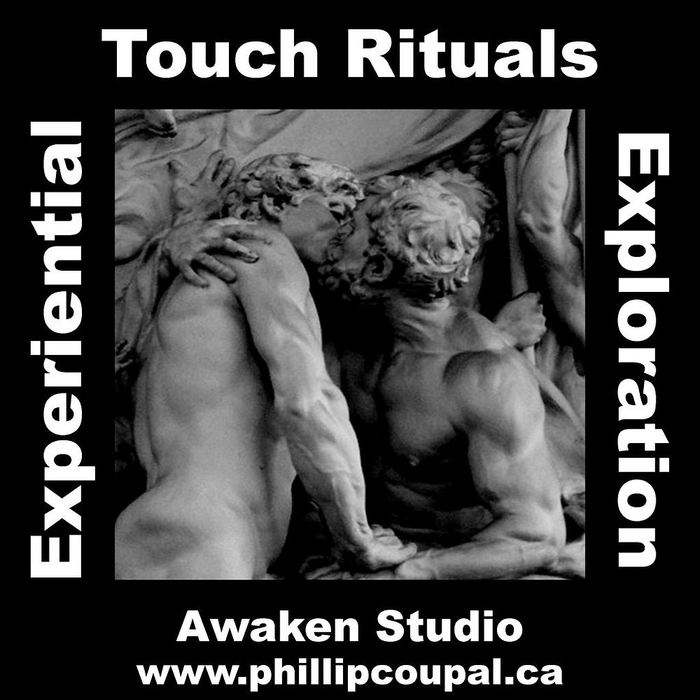 Awaken Studio Toronto  Pleasure Rituals for Men  Registration and Information on line: www.phillipcoupal.ca/event-2316614