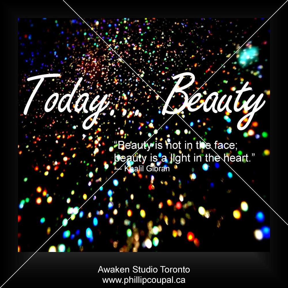 Gratitude Day 43 at the Awaken Studio Toronto http://www.awakenstudiotoronto.com