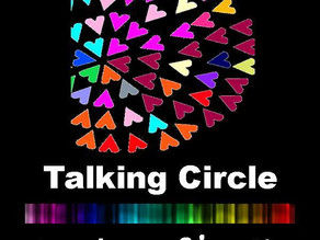 Glitter – Quantum Sex – Radical Authenticity -♥- Queer Heart Talking Circle -♥- Juicy He