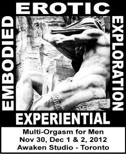 Multi Orgasm for Men