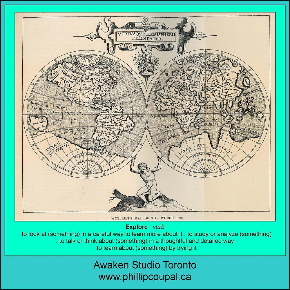 Gratitude Day 7 at the Awaken Studio Toronto http://www.awakenstudiotoronto.com