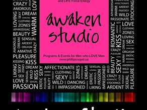 Surviving -♥- Sweet Juicy Heart at the Awaken Studio Toronto