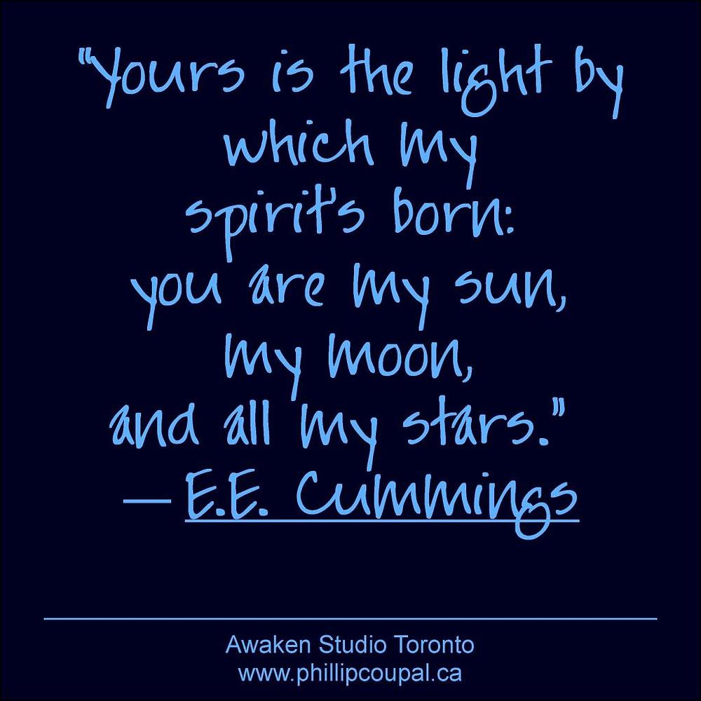 Gratitude Day 30 at the Awaken Studio Toronto http://www.awakenstudiotoronto.com