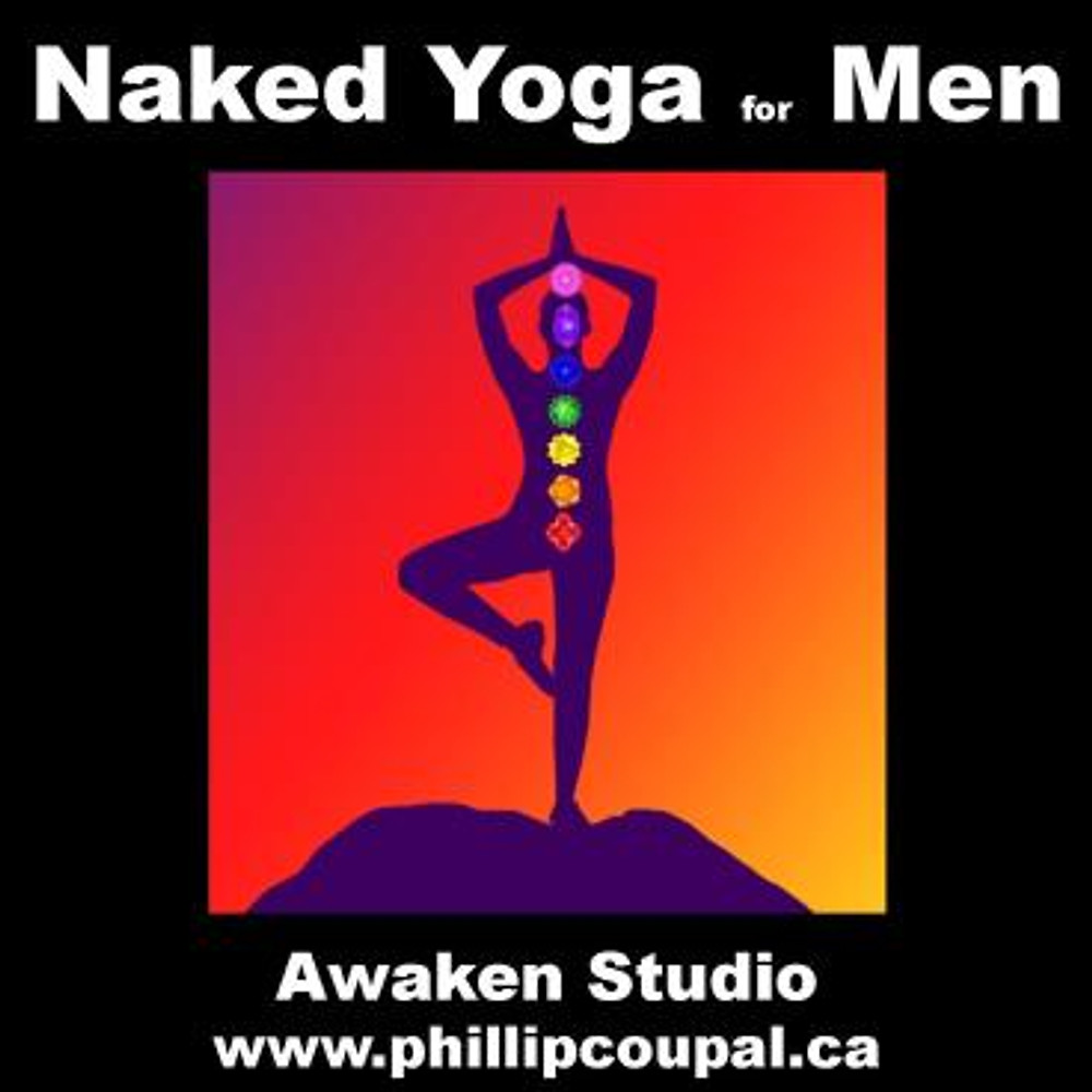Naked Yoga with Gregory Saliba