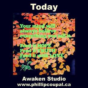 Wishing you well on your journey today. -♥- Awaken Studio -♥- Sweet Juicy Heart -♥- October 29 2019