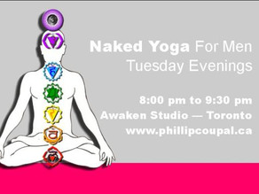 Naked Yoga for Men at the Awaken Studio – Toronto -♥- Juicy Heart