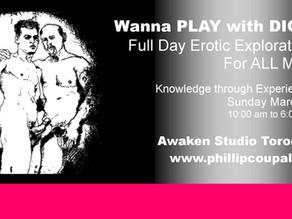 Wanna PLAY with DICK – Awaken Studio Toronto -♥- SWEET Juicy Heart
