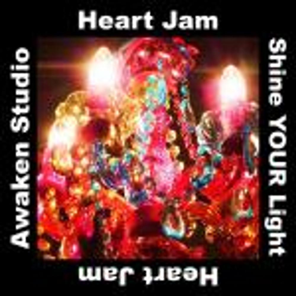Heart Jam  March 3 2013  7:00pm to 9:00 pm Awaken Studio Toronto www.phillipcoupal.ca