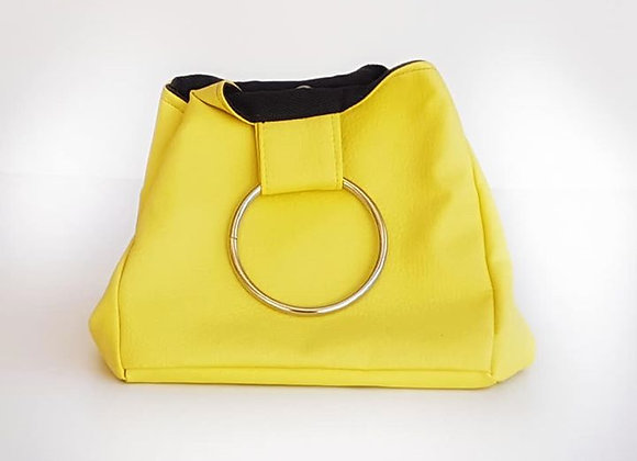 תיק צמידים - צהוב