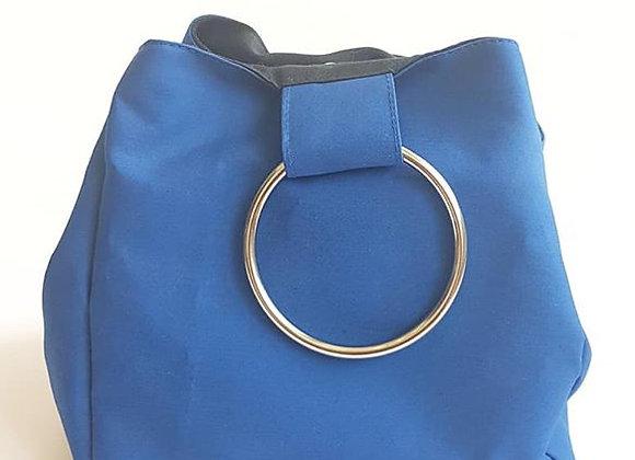 תיק צמידים - כחול