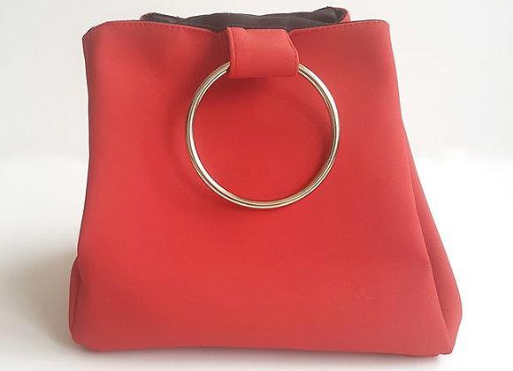 תיק צמידים - אדום