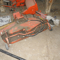 Mower for Ingersoll Tractor
