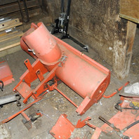 Snow Thrower for Ingersoll Tractor