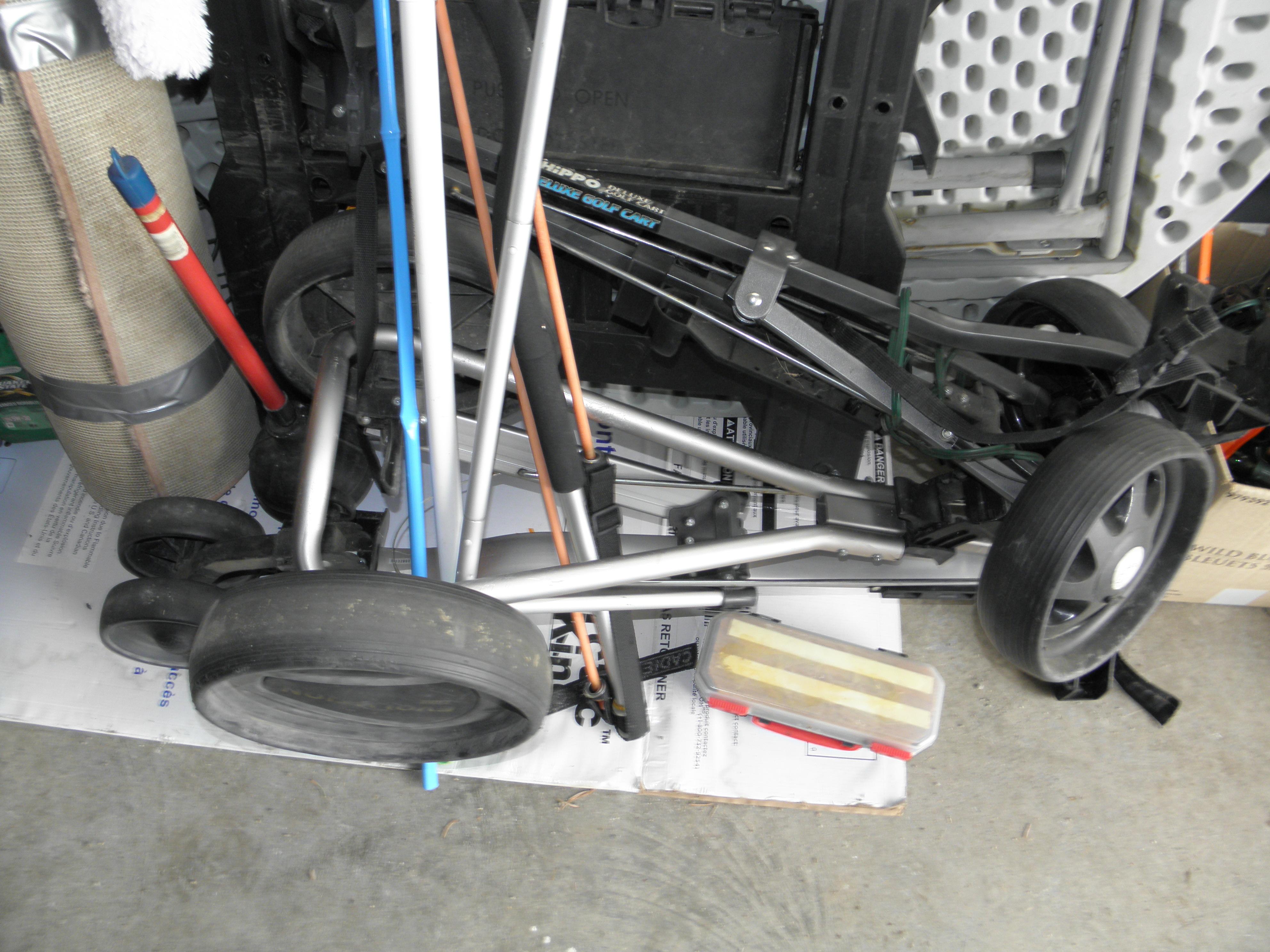 Golf Bag Carts