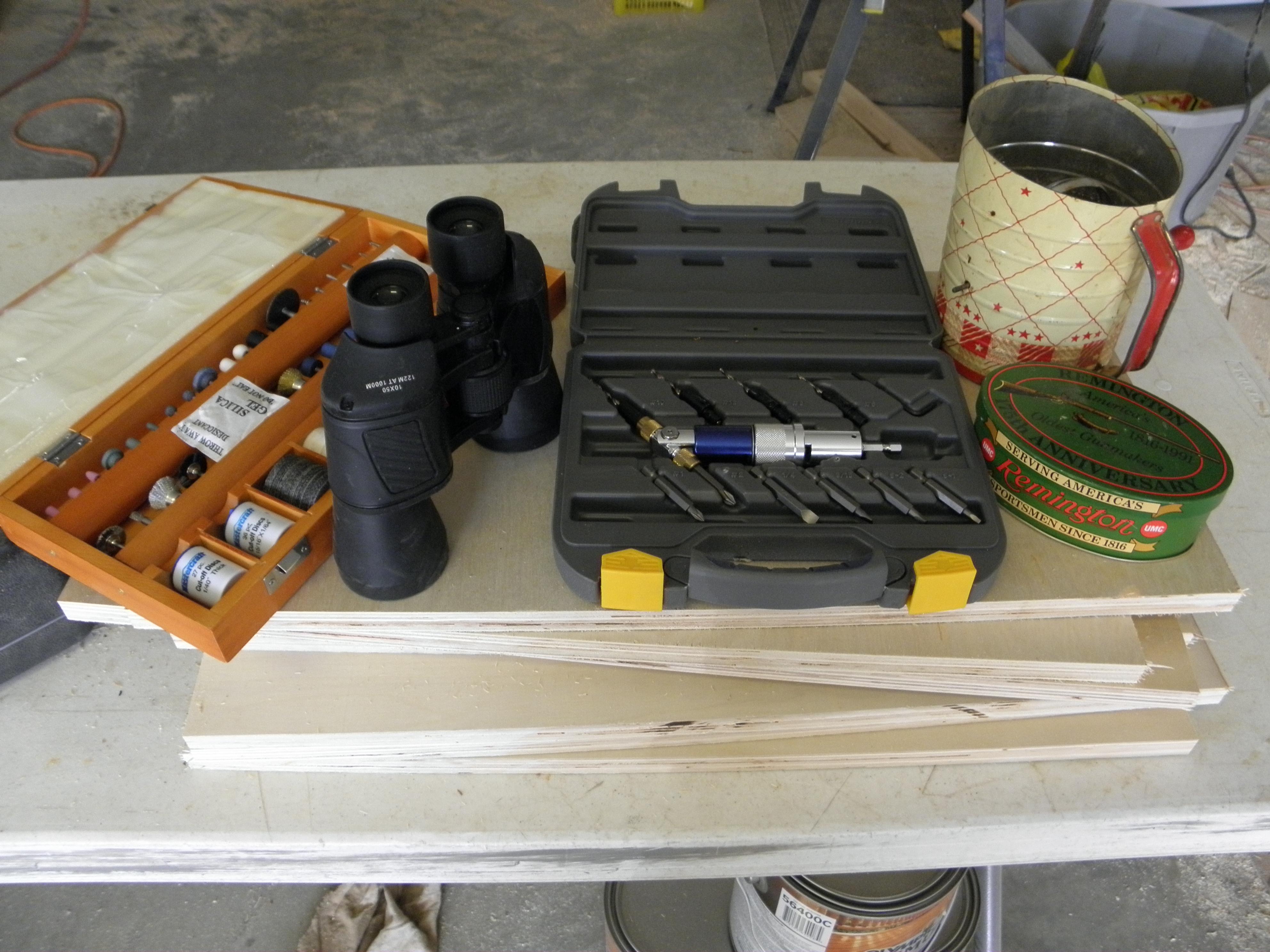 Rotary Tool Accessories & Drill Bit Kit