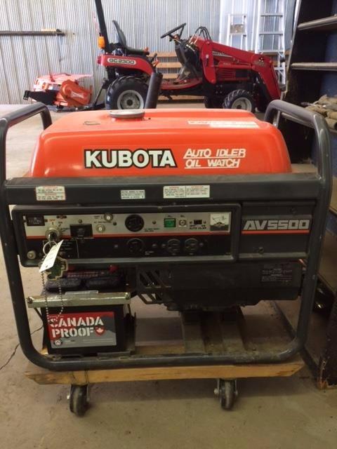 Kubota AV5500 Generator_edited