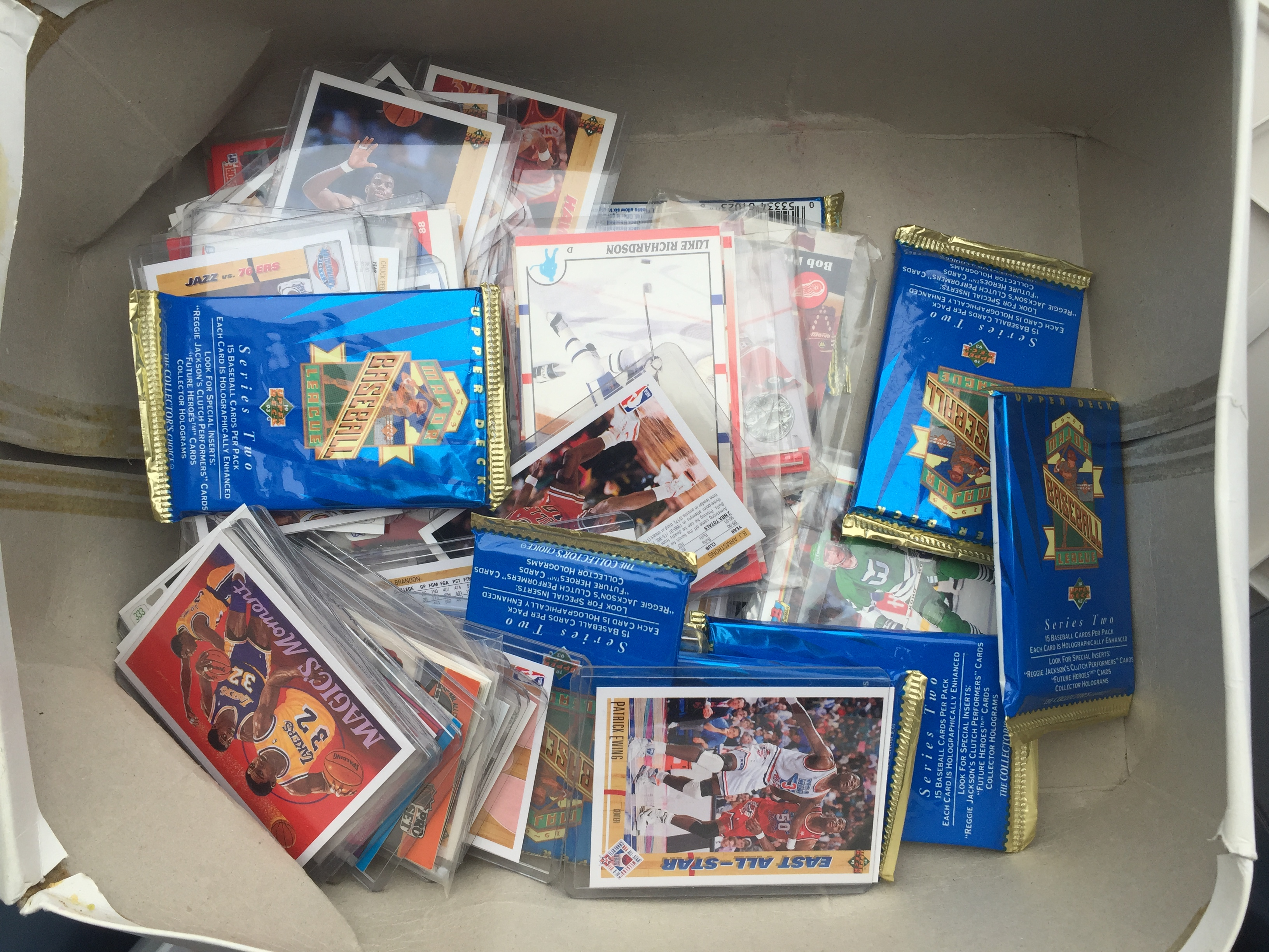 Hockey Cards - Unopened