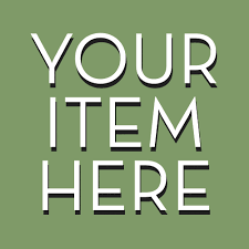 Your Item Here