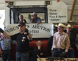 Grunow's Auction Sale