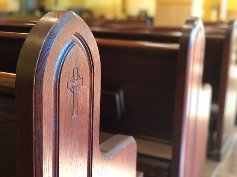 Worship at St. Columb's