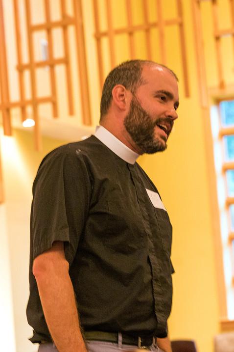 Rev. CJ