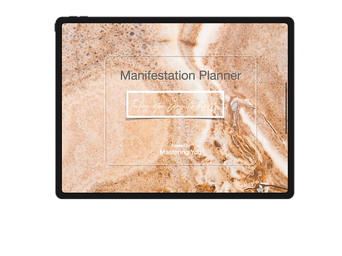 Digital Manifestation Planner