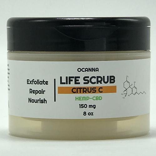 Citrus C Scrub