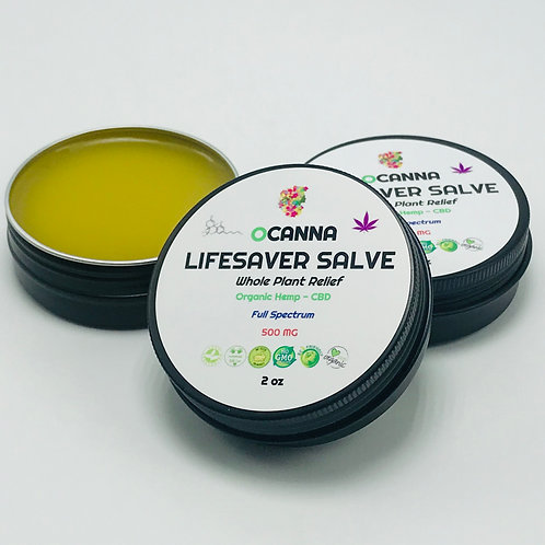 Lifesaver Salve