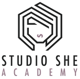 studio she academy logo