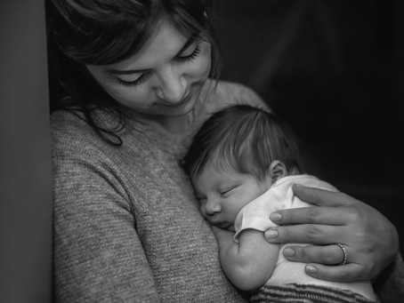 Newborn Lifestyle Model Call | Ridgefield Newborn Photographer