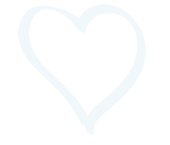 Blue Heart Logo Picture for Cremation Creations